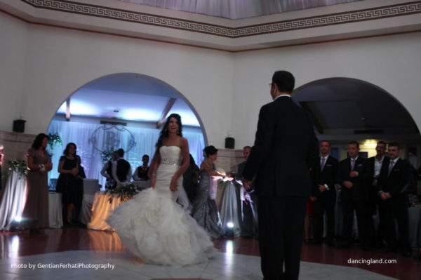 Wedding First Dance Blerta & Fred
