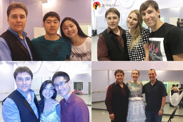 1st dance students selfies wedding dance selfies June 2016
