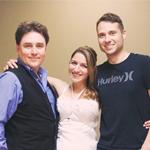 wedding dance selfies
