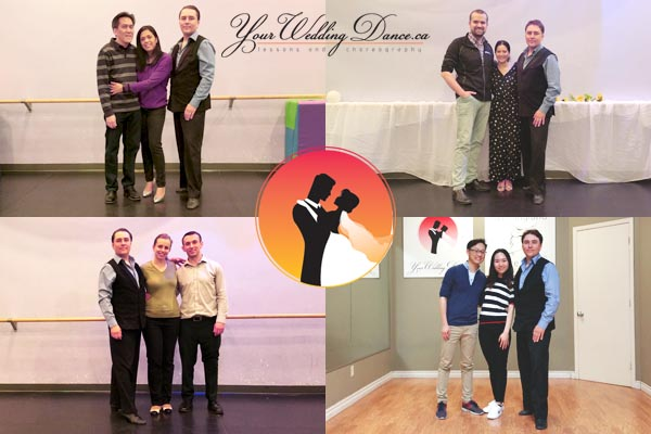 WEDDING DANCE LESSONS AT YOURWEDDINGDANCE.CA