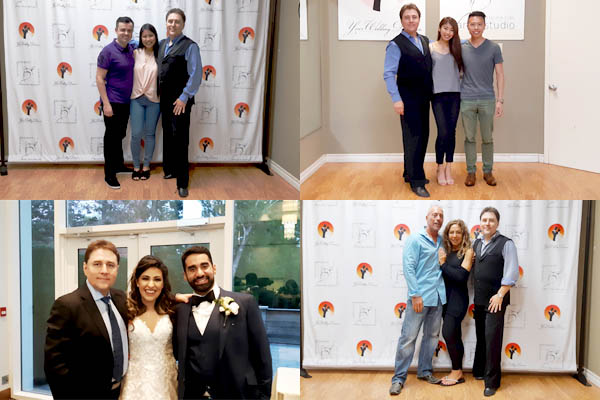 Wedding dance selfie - September 2018 3