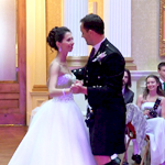 First dance by Ana and Gareth