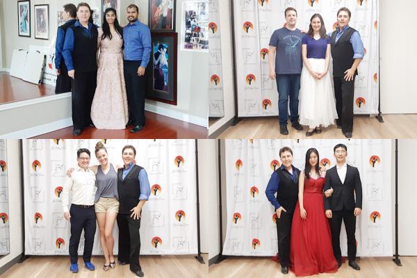 the end of wedding dance programm