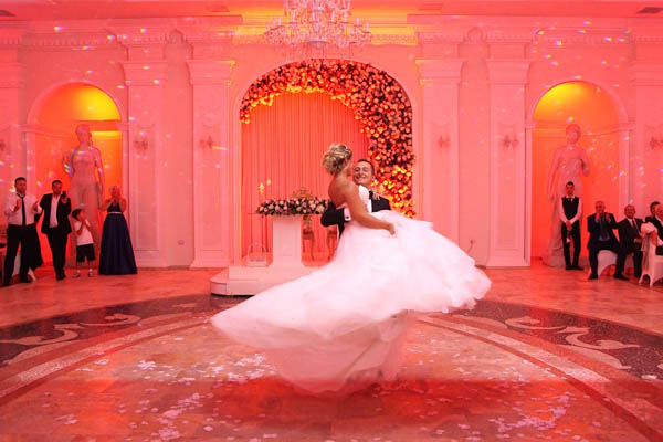 Outstanding first dance
